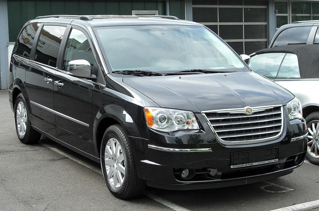 Chrysler voyager grand voyager fandeluxe Images