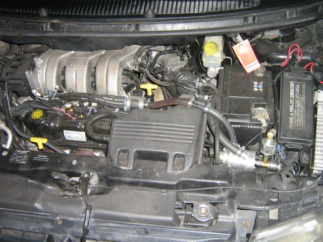 2000 Chrysler Voyager    Grand Voyager 3 3  201 Cui  V6 Gasoline   Lpg 116 Kw 278 Nm